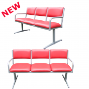 red-bench-seat-bv-800-new